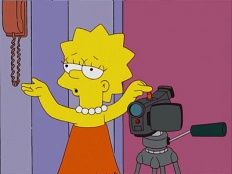 The Simpsons 19x18 : Any Given Sundance- Seriesaddict